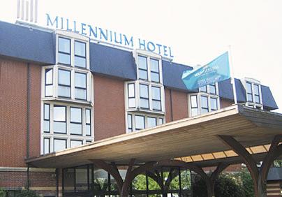 Hotel Millennium, París (Francia)