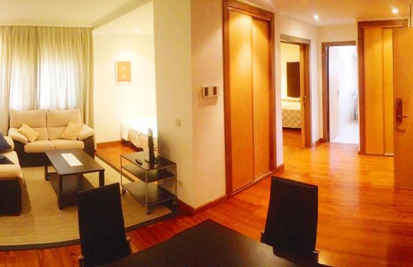 suite hotel escuela habitaciones