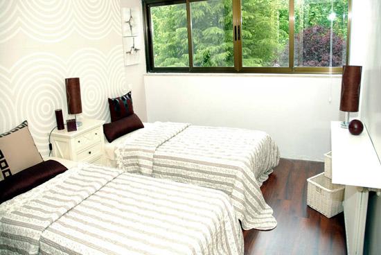 habitación individual hotel escuela