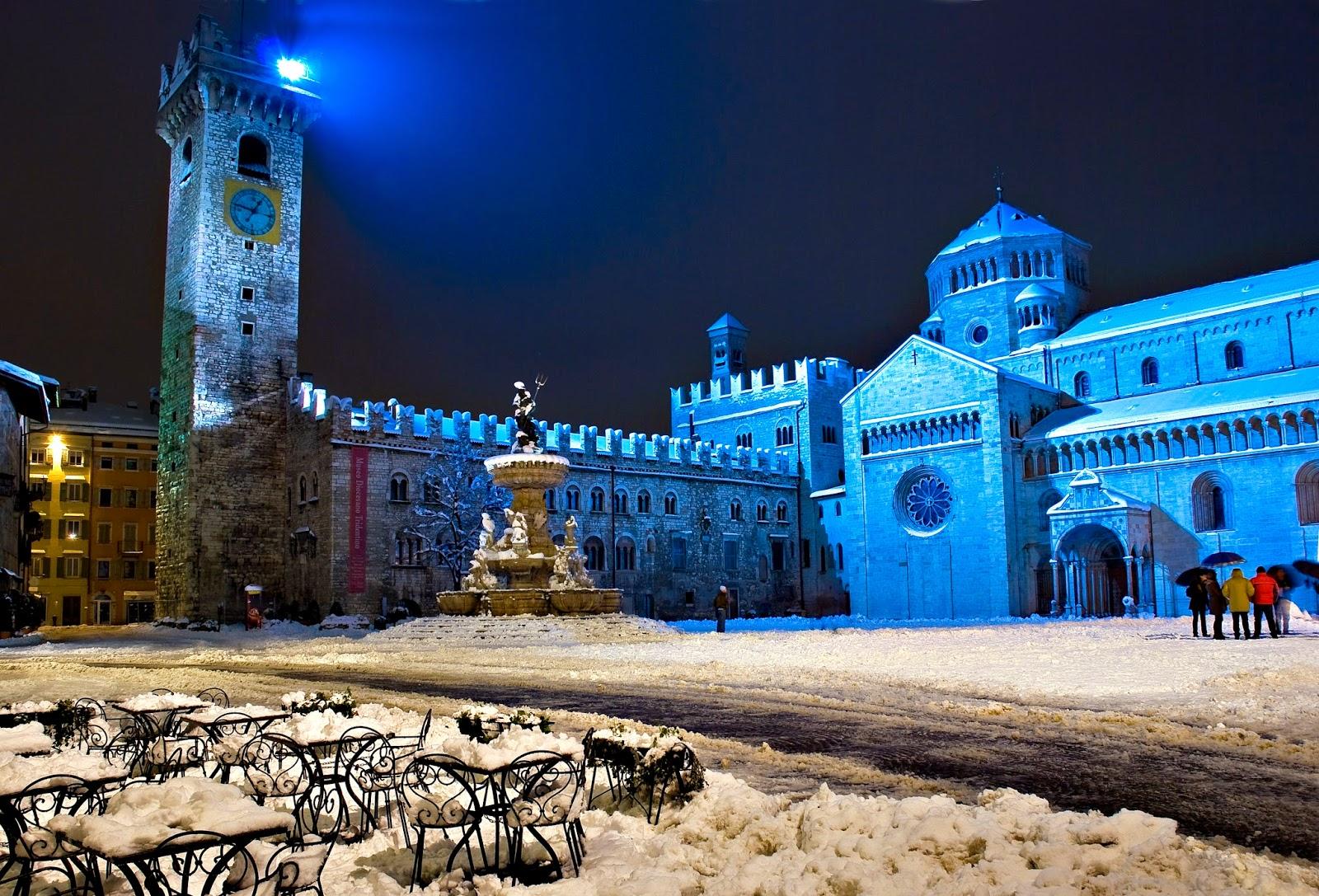 Turismo en Trento-Italia.Turismo en  Madrid con Paloma y Javier
